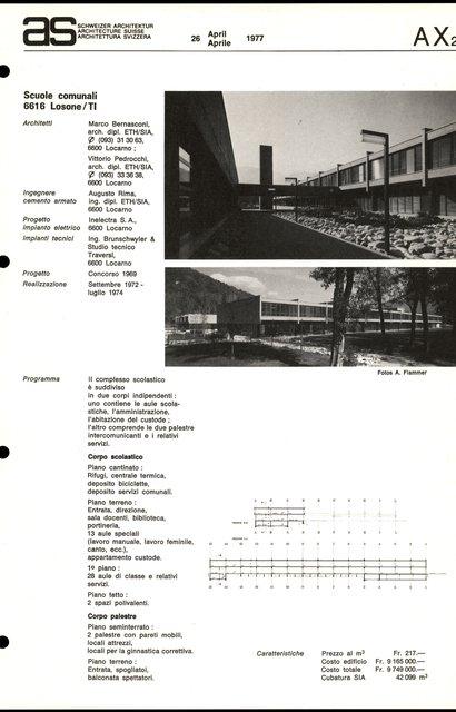 Scuole comunali, page 1
