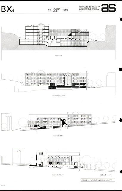 """Ecole professionnelle, 1er prix """"L'Ilot"""", page 4"""