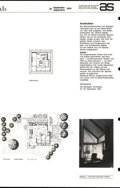 Einfamilienhaus, page 2