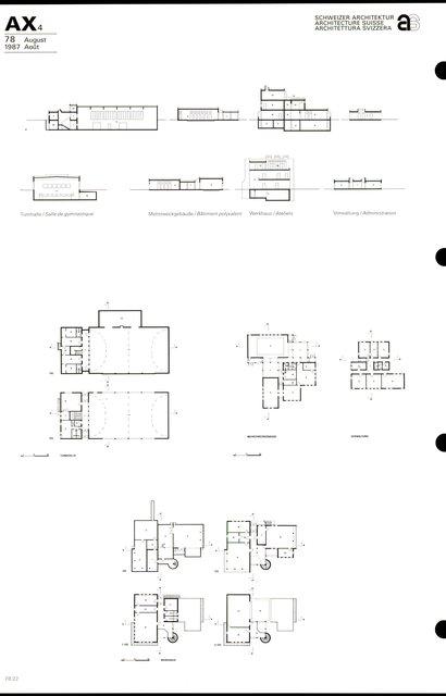 Transformation et agrandissement de l'Ecole normale cantonale, page 2