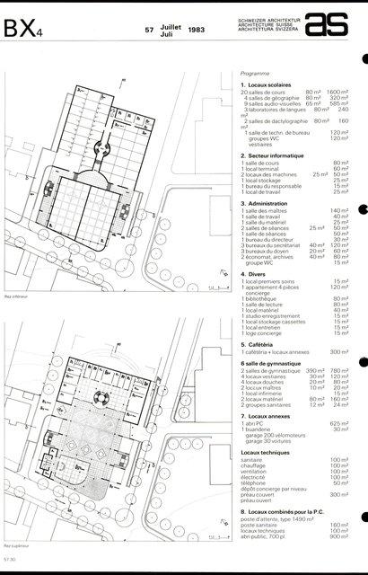 """Ecole professionnelle, 1er prix """"L'Ilot"""", page 2"""