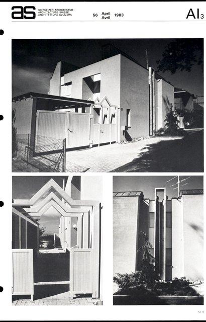 Habitations familiales jumelles chauffées à l'énergie solaire, page 3