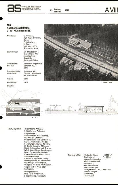 Autobahnraststätten, page 1