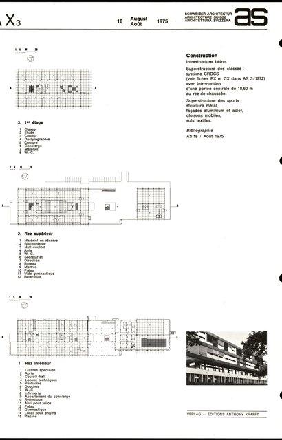 Ecole secondaire de la Glâne, page 2