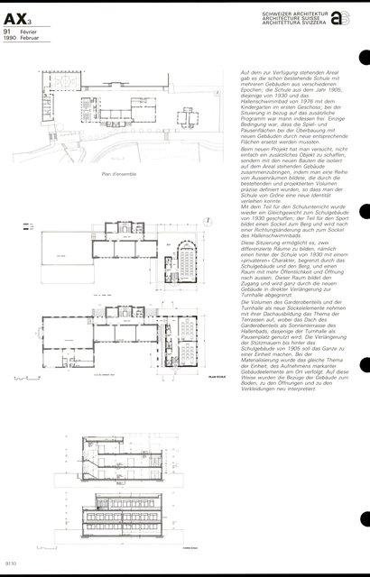 Extension du cenre scolaire, page 2