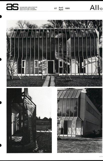 Centre d'hydrobiologie, page 3