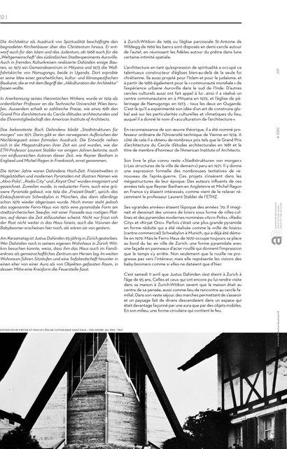 Justus Dahinden, page 2