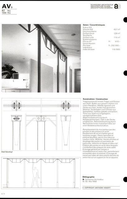 Transformation d'un cabinet dentaire, page 4