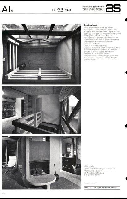 Casa d'abitazione e di villeggiatura, page 6