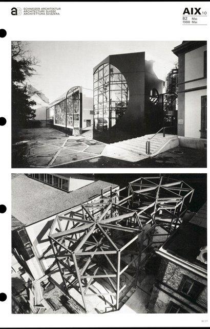 Annexe au Musée d'ethnographie, page 3