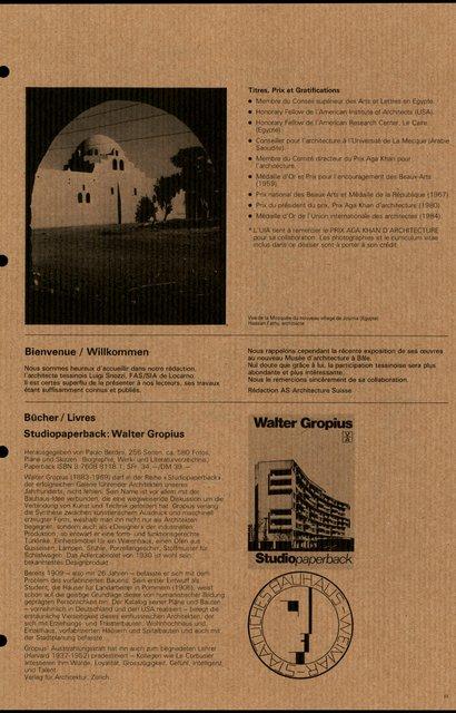 Studiopaperback: Walter Gropius, Paolo Berdini, page 1