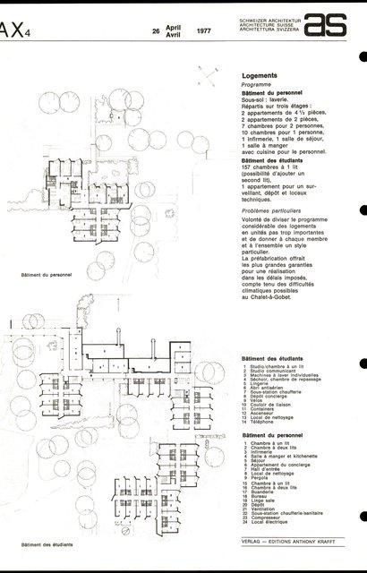 Nouvelle Ecole hôtelière, page 4