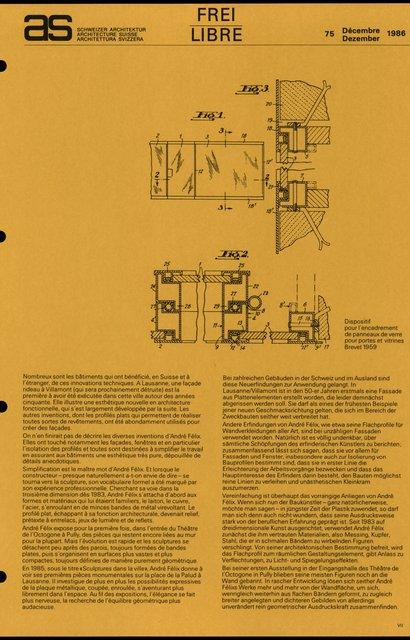 André Félix, artisan et artiste Profils et sculptures, page 2