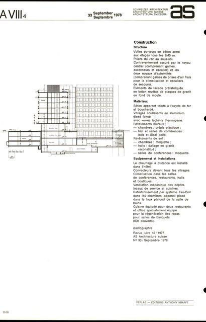 Hôtel Penta, page 4