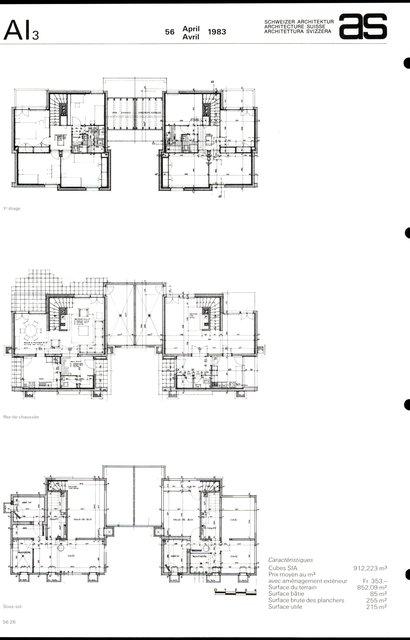 Groupe de villas, page 2