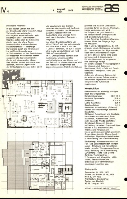 """Gemeinschaftszentrum """"Rätia"""", page 2"""