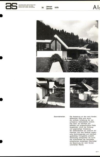 Wohnhäuser, page 3