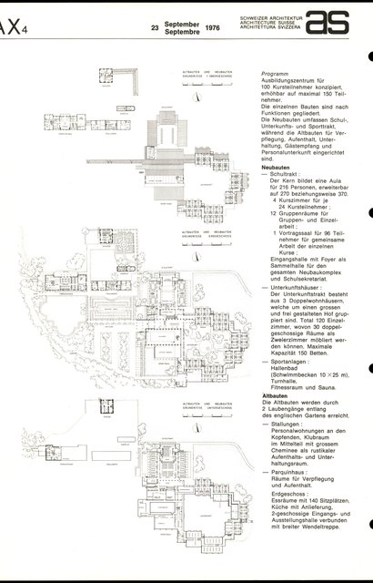 Ausbildungszentrum Wolfsberg, page 2