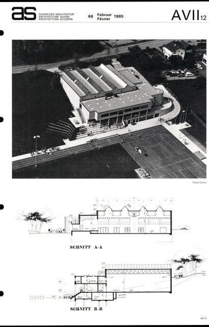 Halle polyvalente Zendenfrei, page 3