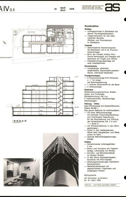 Geschäftshaus Danzas AG, page 2