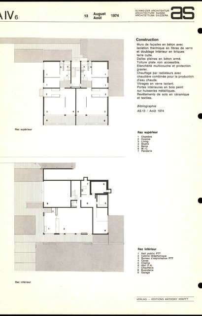 Bâtiment postal, page 2