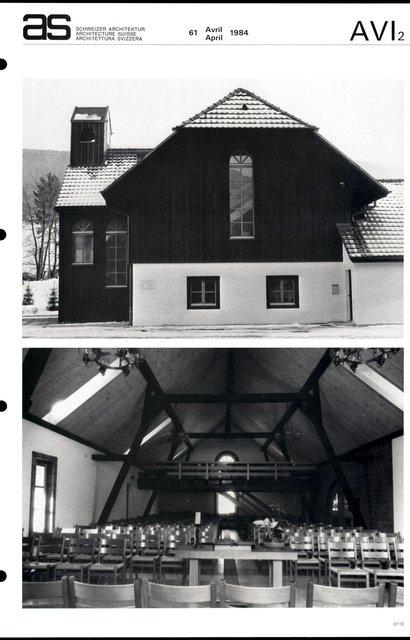 Conversion d'un rural en chapelle, page 3