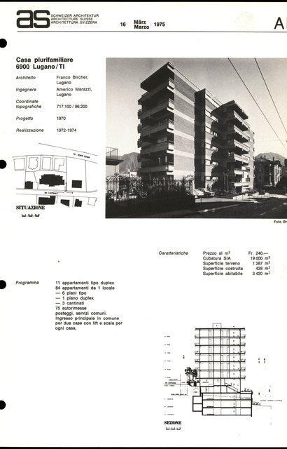 Casa plurifamigliare, page 1