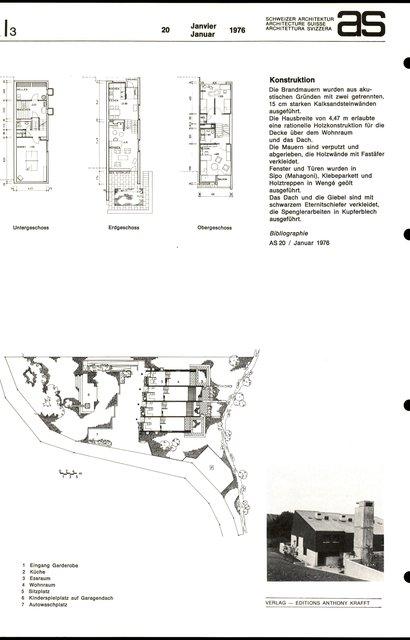 Reihenhäuser Tannacher, page 2