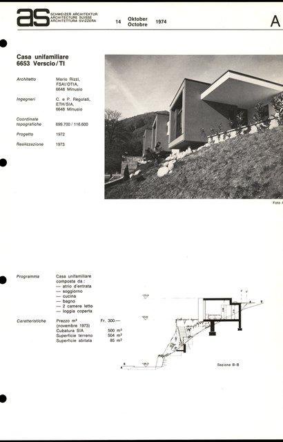 Casa unifamigliare, page 1