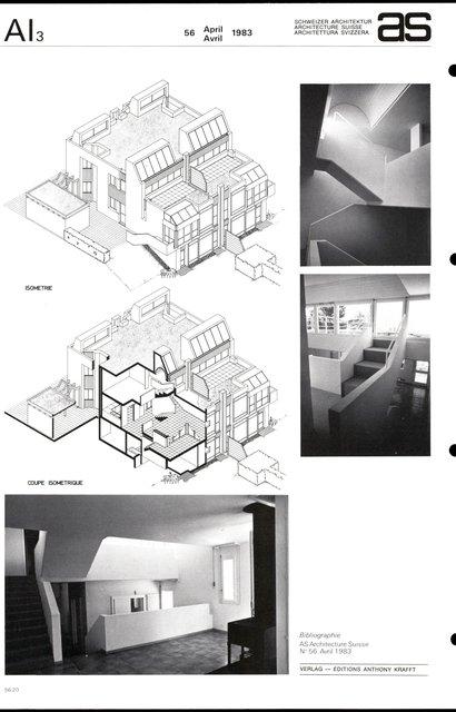 Habitations familiales jumelles chauffées à l'énergie solaire, page 4