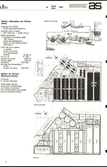 Station d'épuration de l'Aviron, page 1