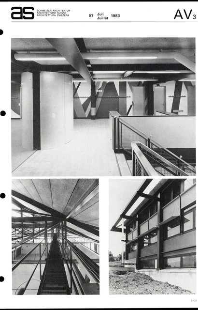 Mehrzweckgebäude Kirchbühl-Ost, page 3