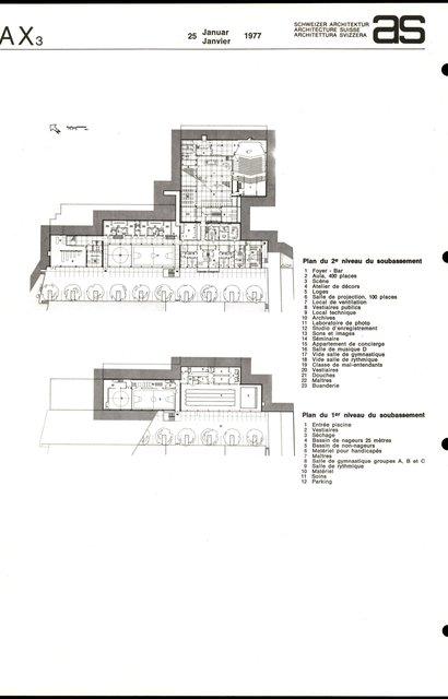 Groupe scolaire des Bergières, page 4
