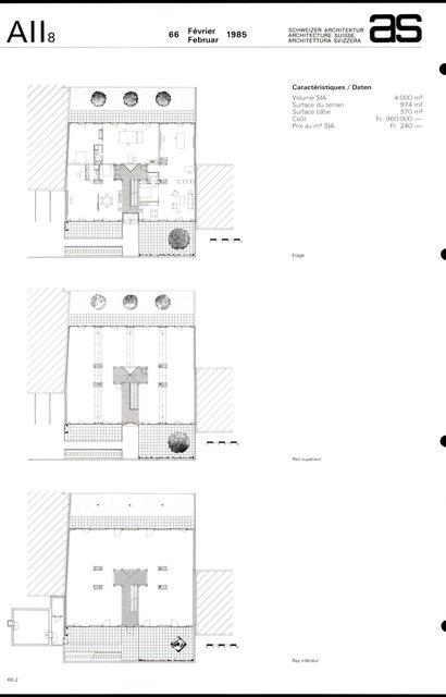 Immeuble d'ateliers pour artistes, page 2