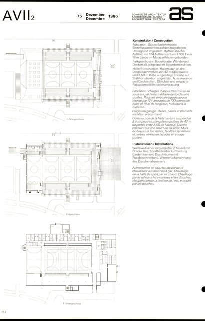 Halle omnisport, page 2