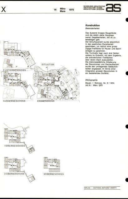 Regionalschulhaus, page 2