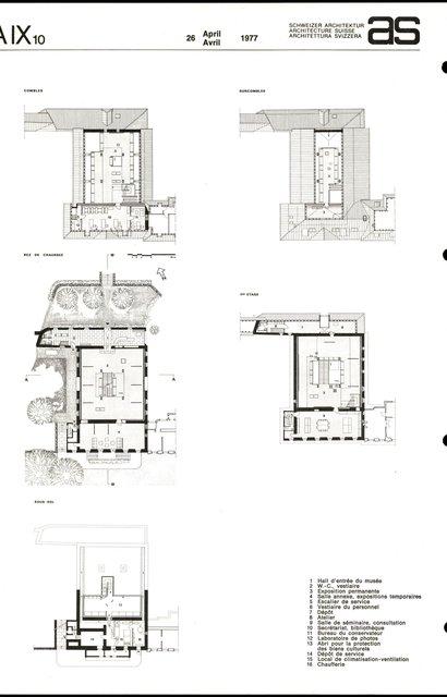 Musée de l'Art Brut, Château de Beaulieu, page 2