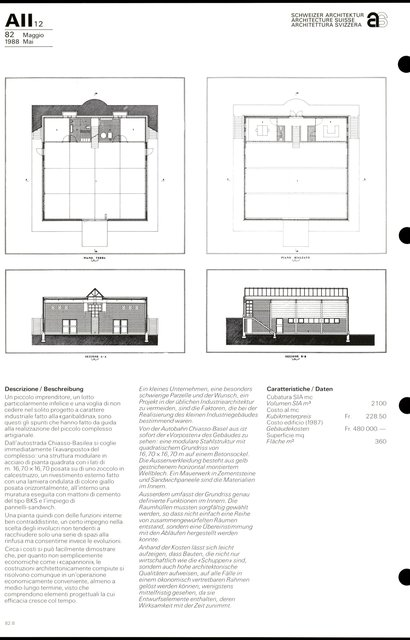 Laborneubau, page 2