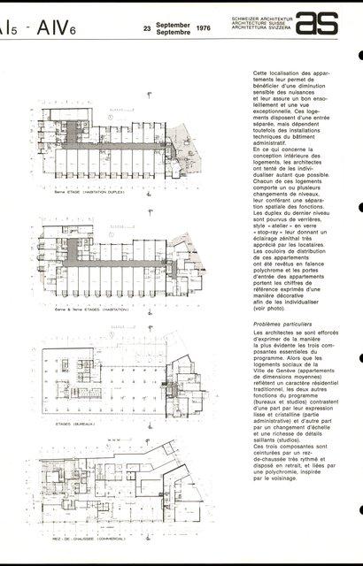 """Immeubles d'habitation et administratif """"Tour Lombard"""", page 2"""