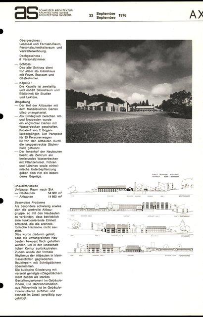 Ausbildungszentrum Wolfsberg, page 3