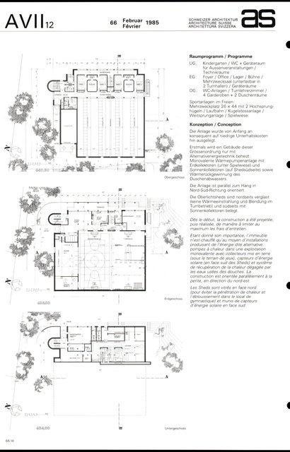 Halle polyvalente Zendenfrei, page 2
