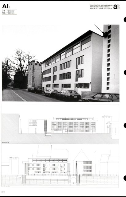Deux immeubles d'habitation, page 2