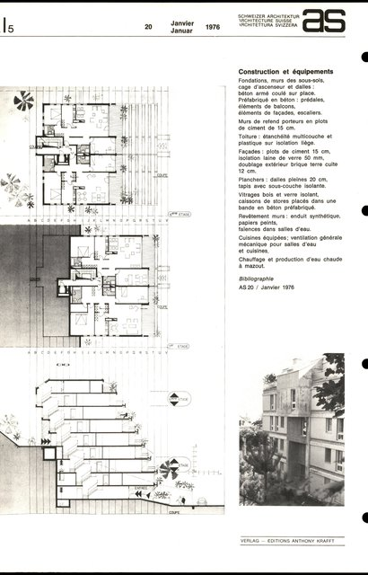 Immeuble locatif, page 2