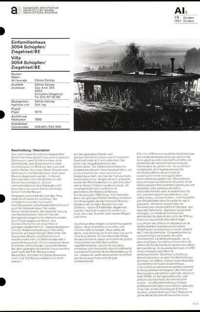 Villa, page 1