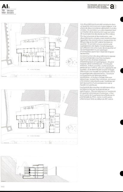 Deux immeubles d'habitation, page 4