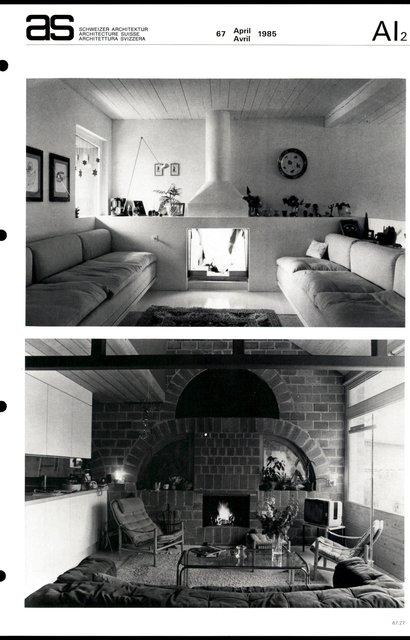 Transformation de la propriété Erlimatt, page 3