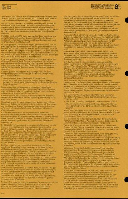 Les règlements: pléthore, pour quels objectifs ?, page 2
