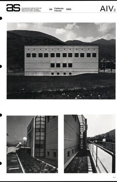 Bâtiment administratif Geberit SA, page 3