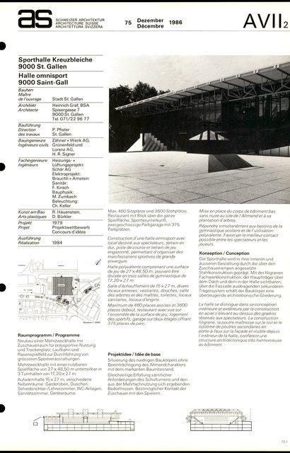 Halle omnisport, page 1