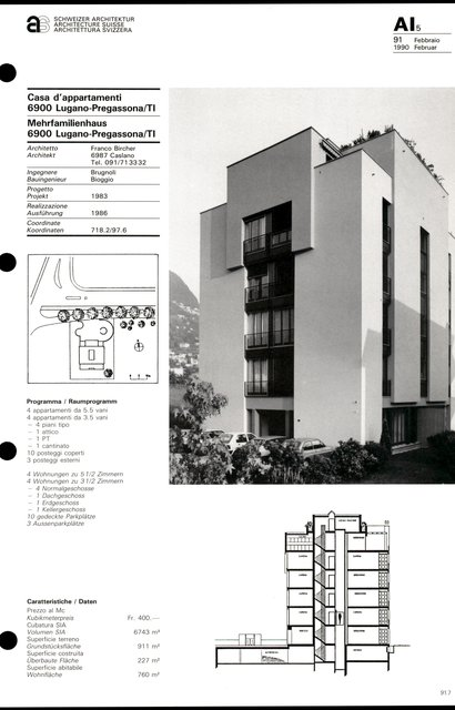 Mehrfamilienhaus, page 1